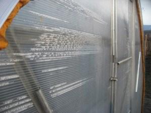 теплицы из поликарбоната установка теплицы