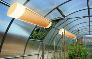 Экономия пространства особенно актуальна для небольших теплиц