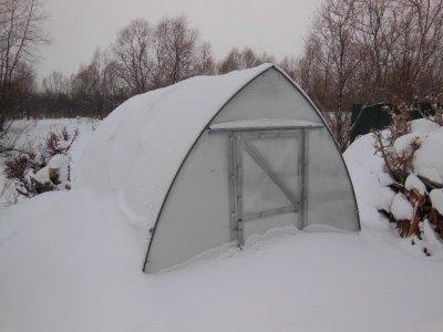 Идеальная форма для скатывания снега