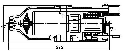 Фото внутреннего устройства конструкции