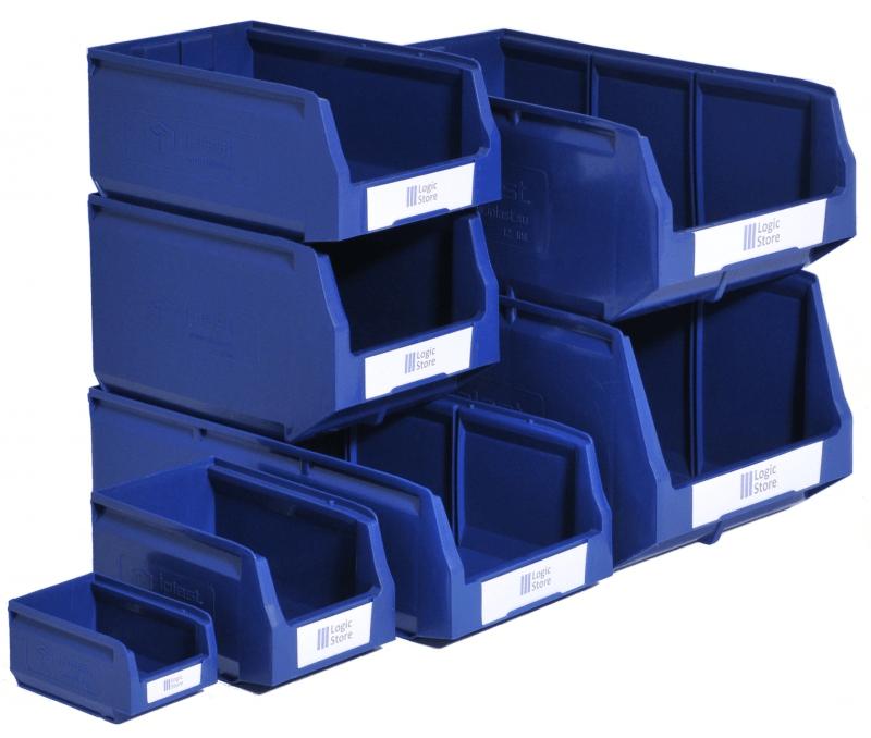 Контейнеры для пластиковых стеллажей
