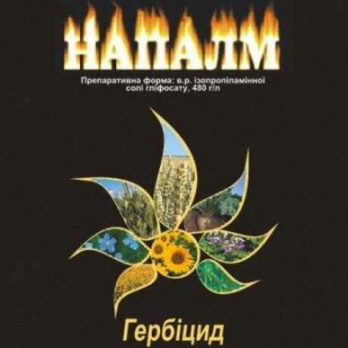 Производится Напалм в Украине и Китае.