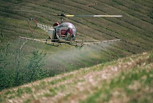 Способы обработки пестицида разделяются на несколько видов в зависимости от техники процедуры.