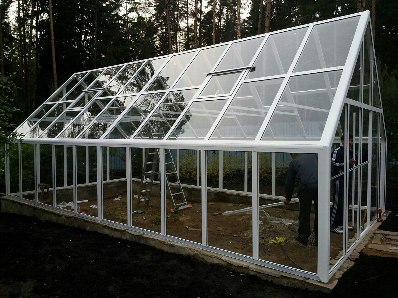 Раздвижная крыша для теплицы своими руками фото 776