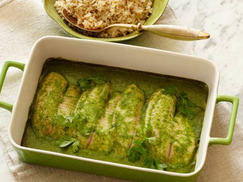 Блюда, приправленные кориандром, обладают изысканным вкусом