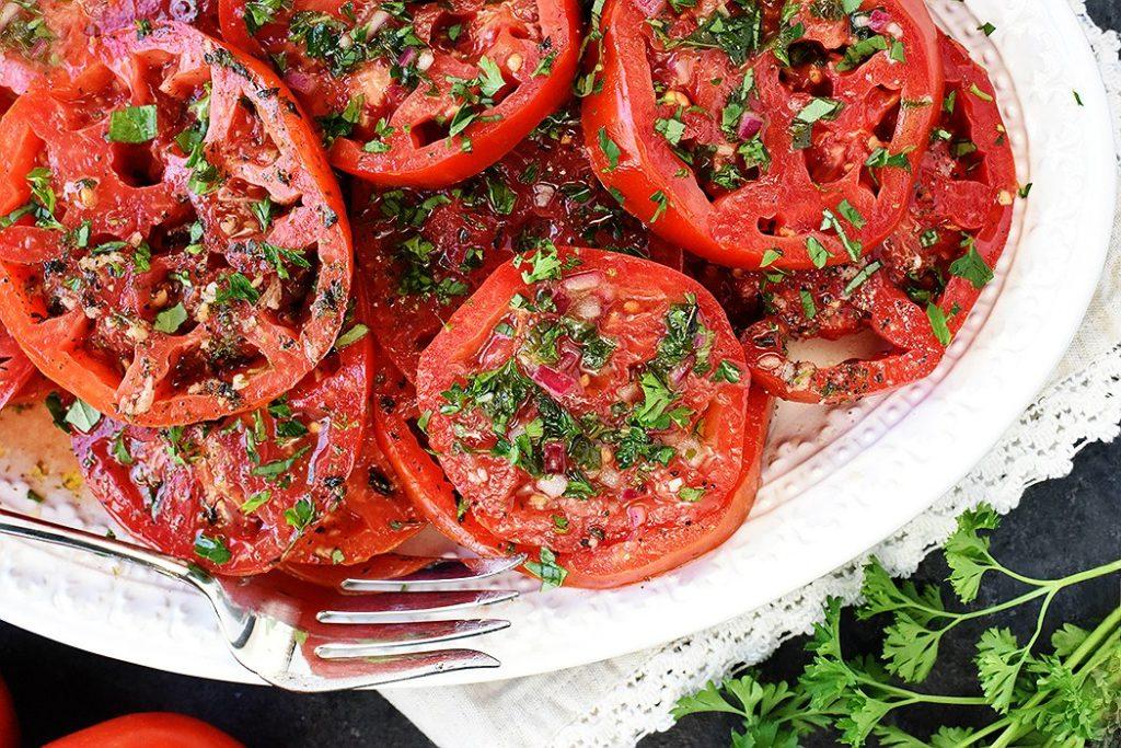 помидоры быстрого приготовления рецепт с фото штат сша решил